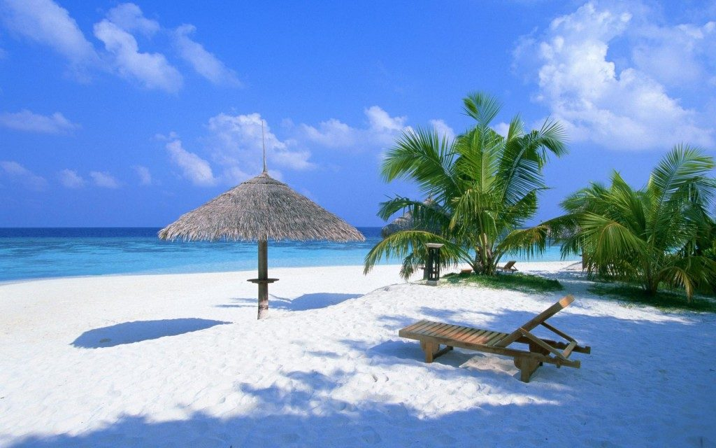 Sao Beach in Phu Quoc Island, Vietnam