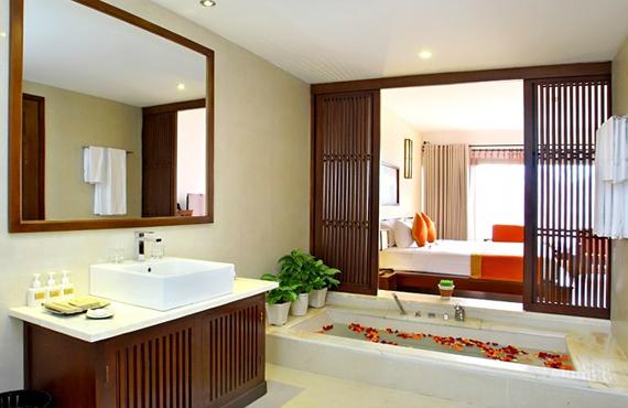 Guest room at Palm Garden Resort & Spa Hoi An
