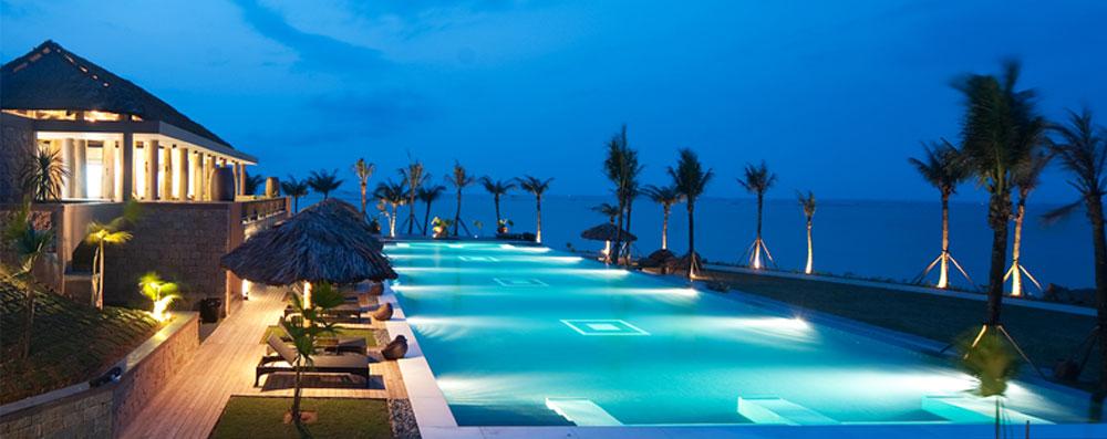 Veana Lagoon Resort & Spa - Swimming Pool