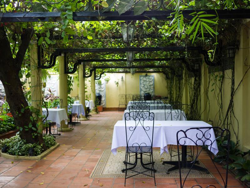 Indochine Restaurant in HCM City
