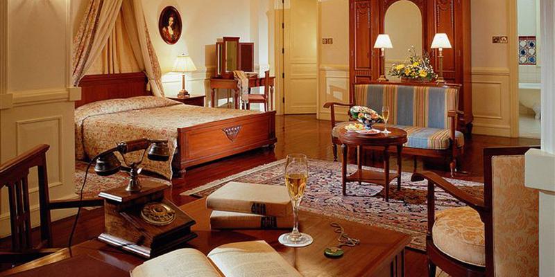 The Da Lat Palace Luxury Hotel