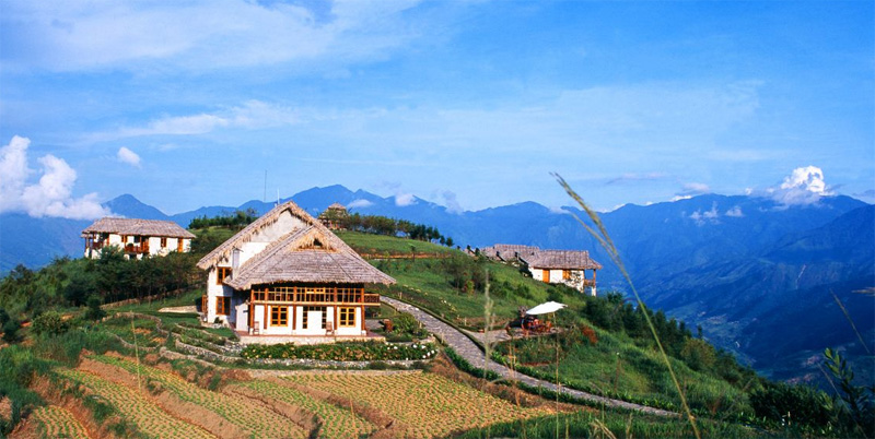 Topas Ecolodge Sapa Vietnam