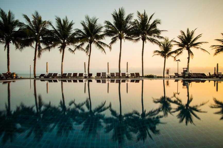 Victoria Hoi An Beach Resort - Swimming pool