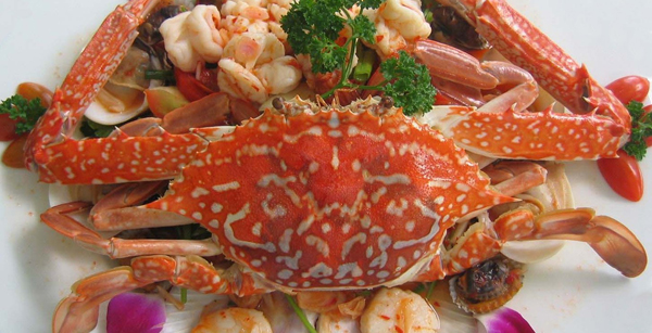 Ham Ninh Boiled Crab - One of 10 best dishes in Phu Quoc, Vietnam