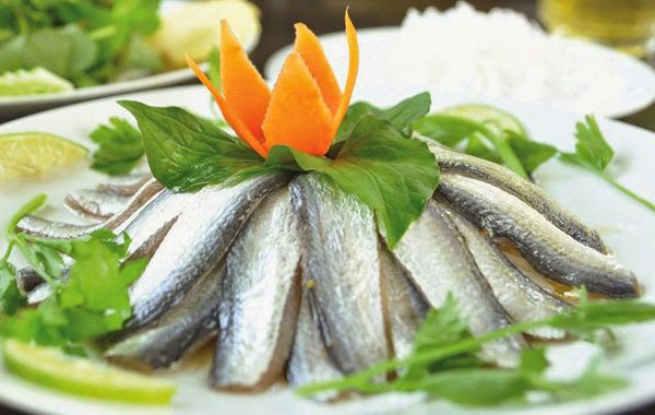The Herring Salad - One of 10 best dishes in Phu Quoc, Vietnam