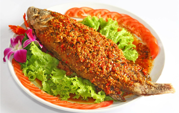 The Grilled Grouper Fish - One of 10 best dishes in Phu Quoc, Vietnam