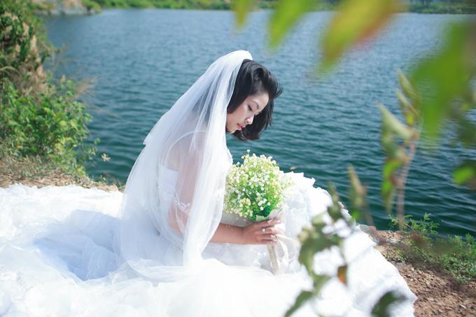Pre-wedding photography at Stone Lake