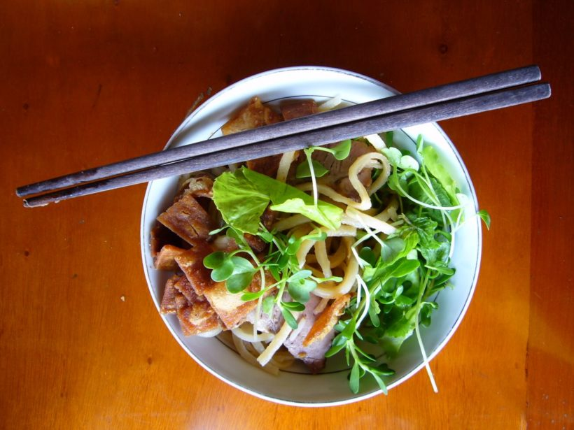 Cao Lau – Hoi An Noodles