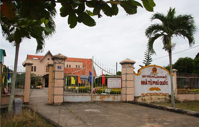 Former Phu Quoc Prison