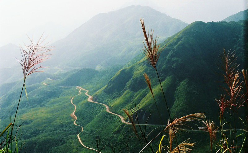 Mountain in the North of Vietnam
