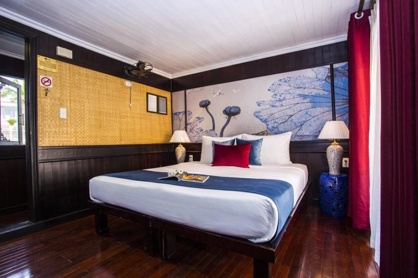 Legend Cruise Halong Bay – Suite Room