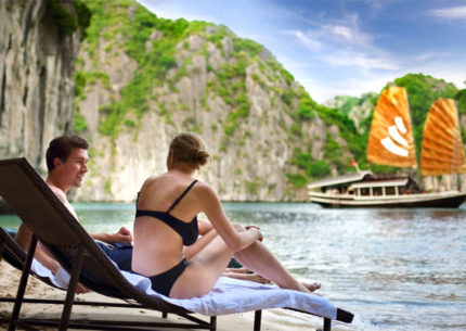 Honeymoon to Halong Bay