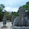 Khai Dinh Tomb in Hue, Vietnam