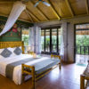 Double room at Mai Chau Ecolodge