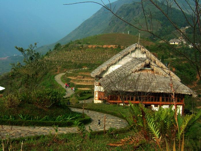 Topas Ecolodge Sapa, Vietnam