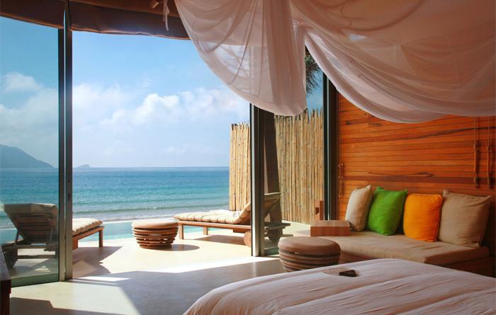 Luxury Six Senses Resort Con Dao, Vietnam