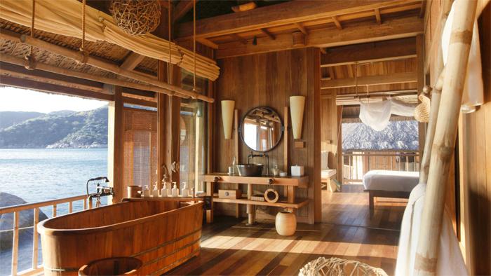 Six Senses Ninh Van Bay Resort & Spa – Beach Front Villa