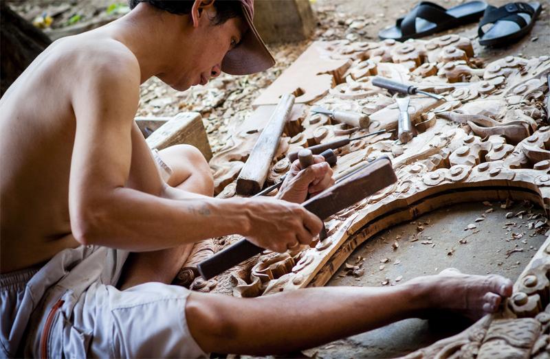 Artworks in Kim Bong Village – The Interesting Highlight of Hoi An