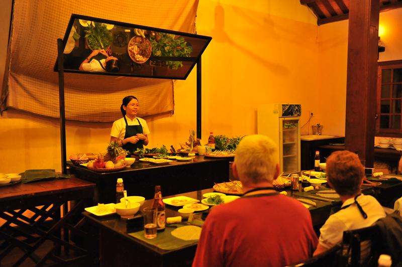 Cooking Class – Fun Thing to Do in Hoi An