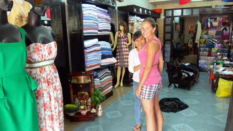 The tailor-made suit – Unique Thing to Do in Hoi An
