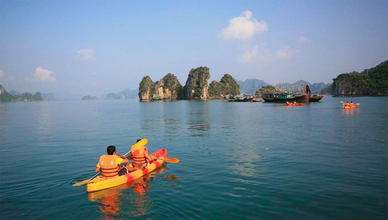 How to Get to Halong Bay Vietnam