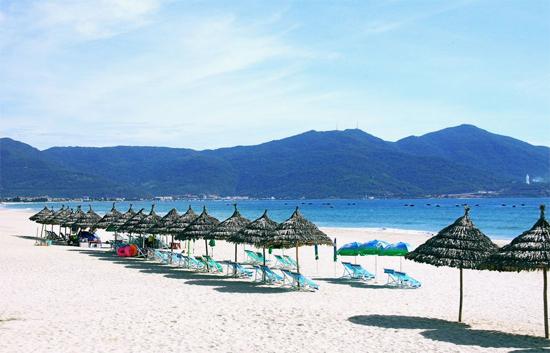 My Khe Beach in Da Nang, Vietnam