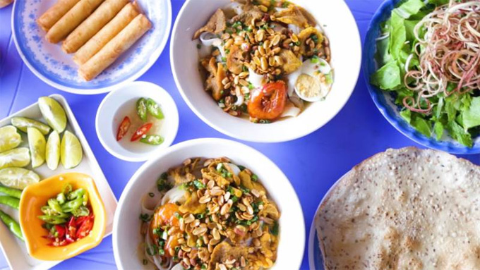Quang Noodles – A specialty to try in Da Nang