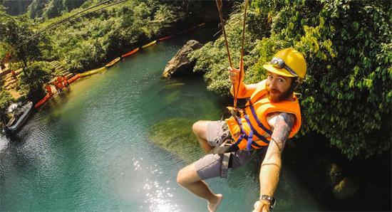 Adventure Activities in Quang Binh
