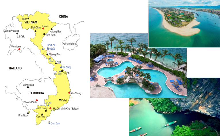 Quang Binh Beach Vacation 4 Days