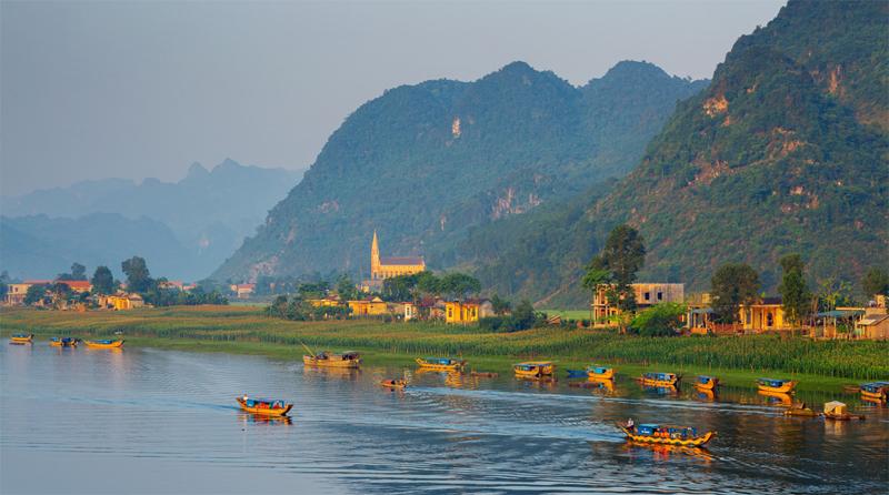 Quang Binh Landscapes