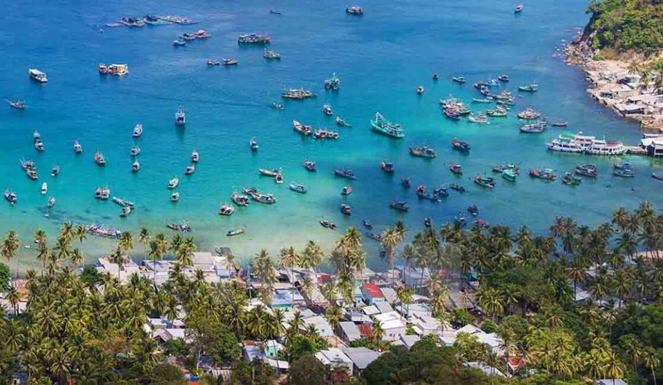 Nam Du Island – the so-called Maldives of Vietnam