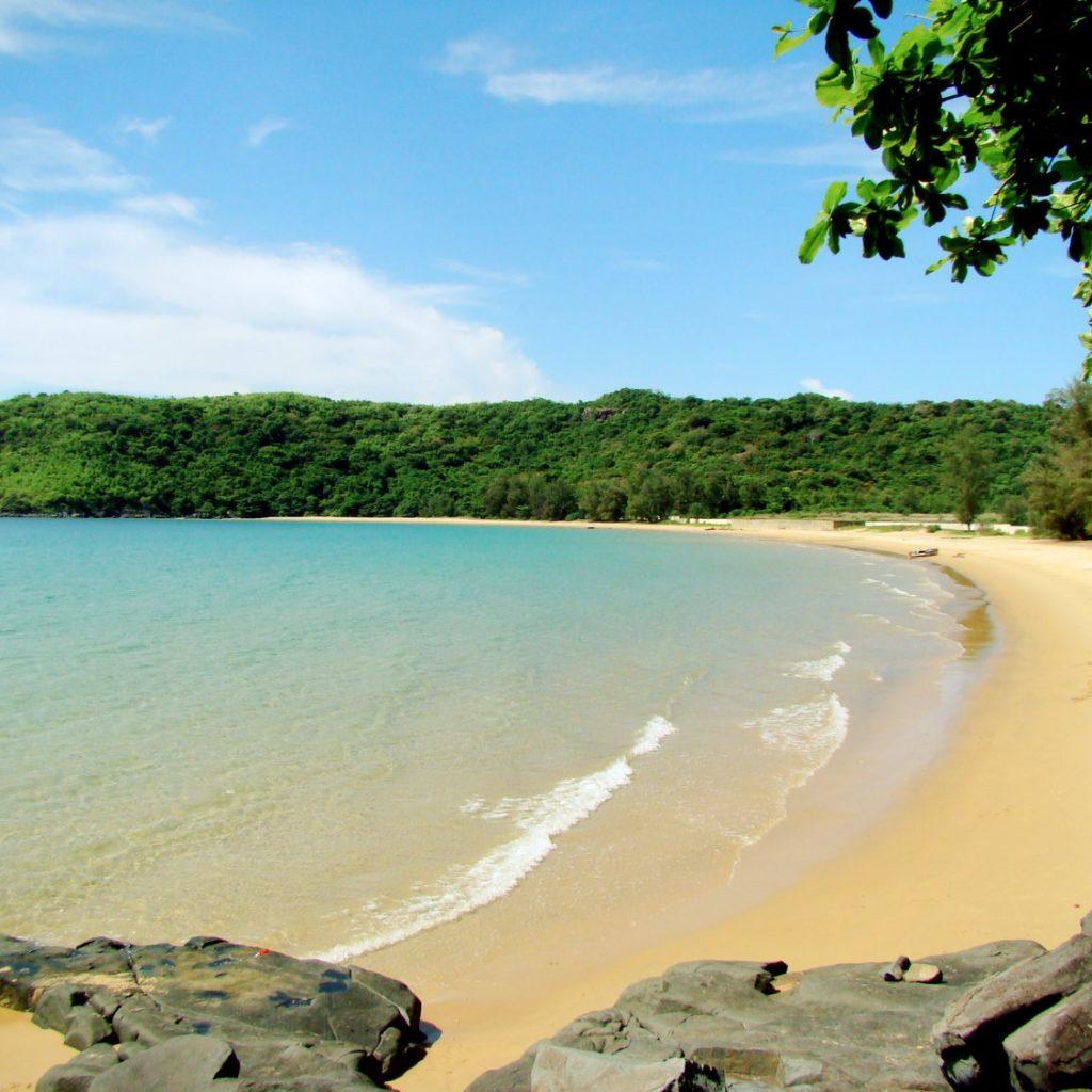 #5: Dam Trau Beach in Con Dao Island