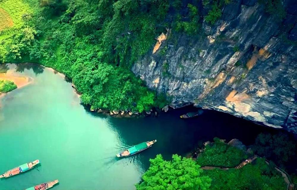 Landscapes of Quang Binh, Vietnam