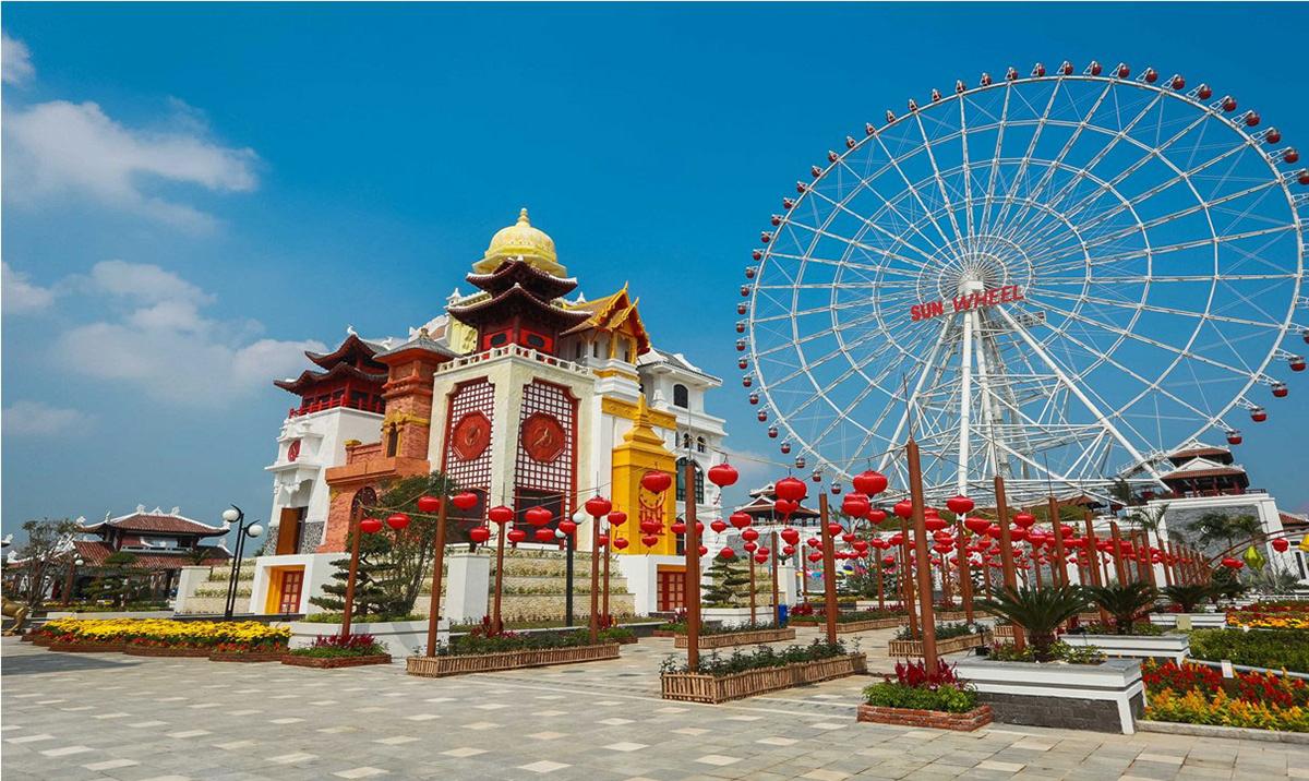 Asia Park in Da Nang City