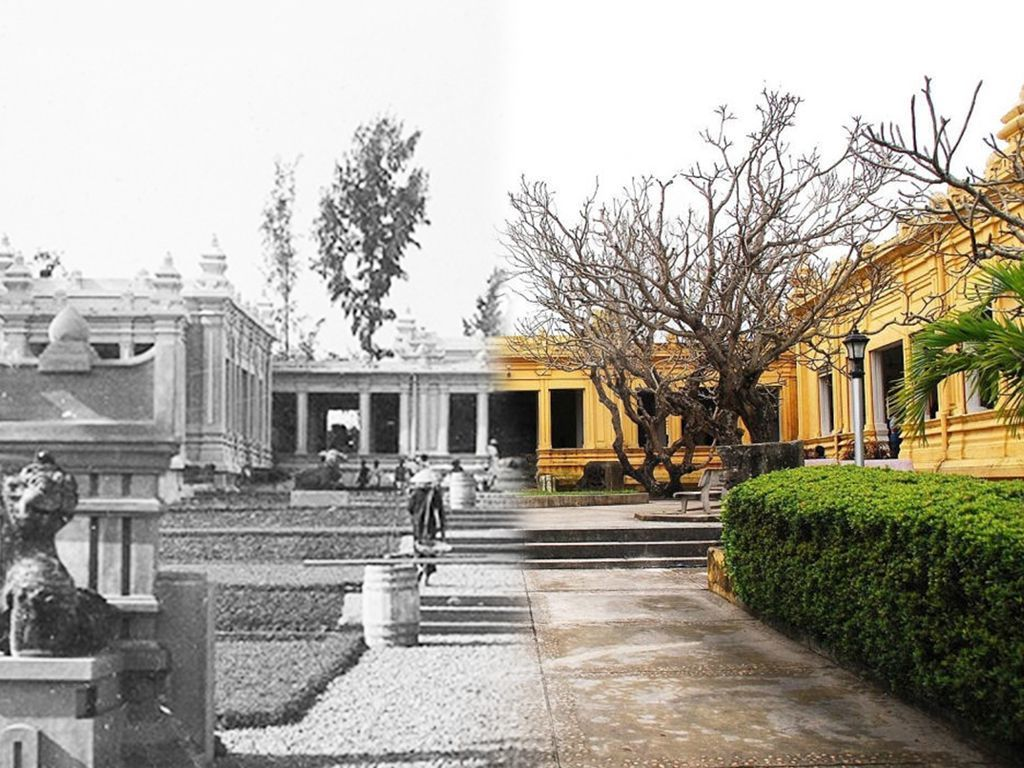 Introduction to Danang - History Cham Museum in the past and at present